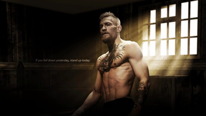 conor mcgregor reebok video